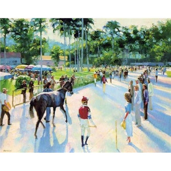 Day at the Races by Howard Behrens
