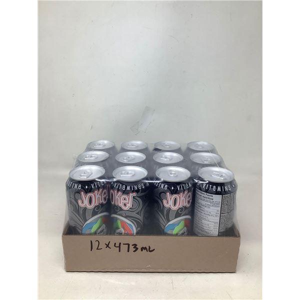 Joker Energy Drinks (12 X 473ML)