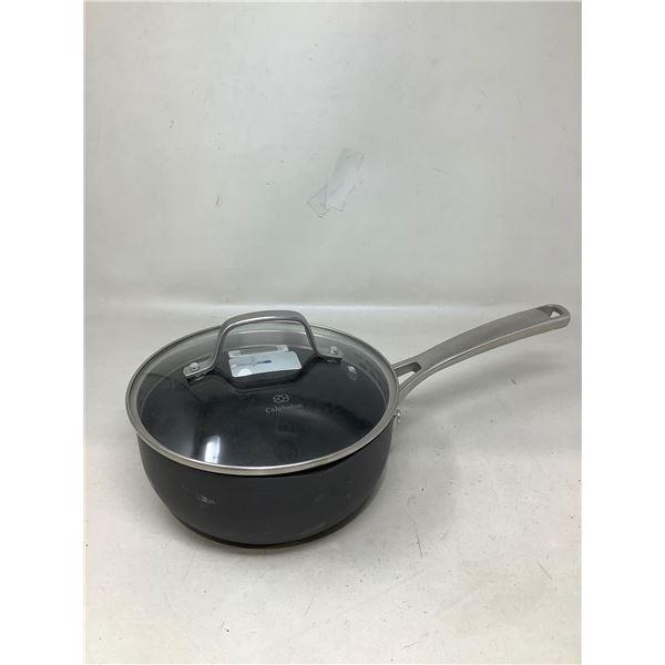 Pot With Lit