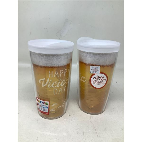 TervisHot & Cold Cups Lot Of 2