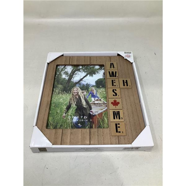 Awesome Eh Canadian Themed Picture Frame