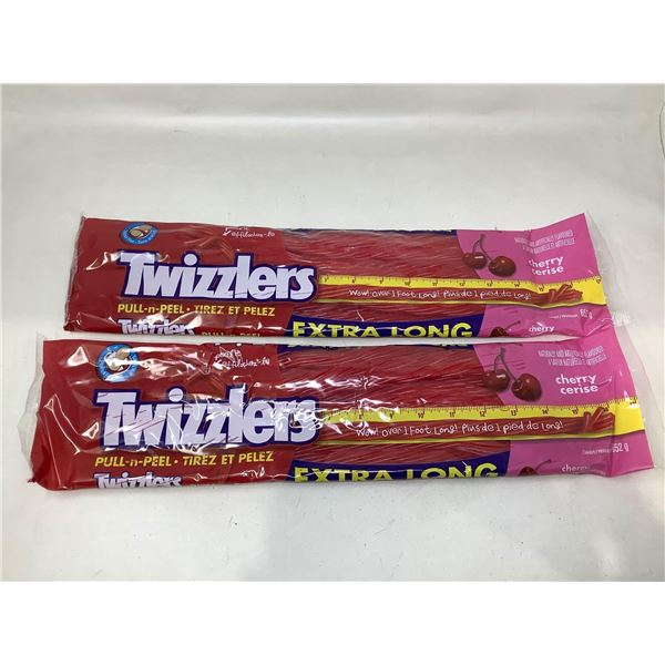 Twizzlers Pull-n-Peel Cherry Candy (2 X 652G)