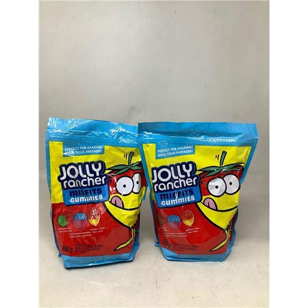 Jolly Rancher Misfit Gummies (2 X 850G)