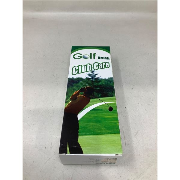 Golf Brush For Club Care