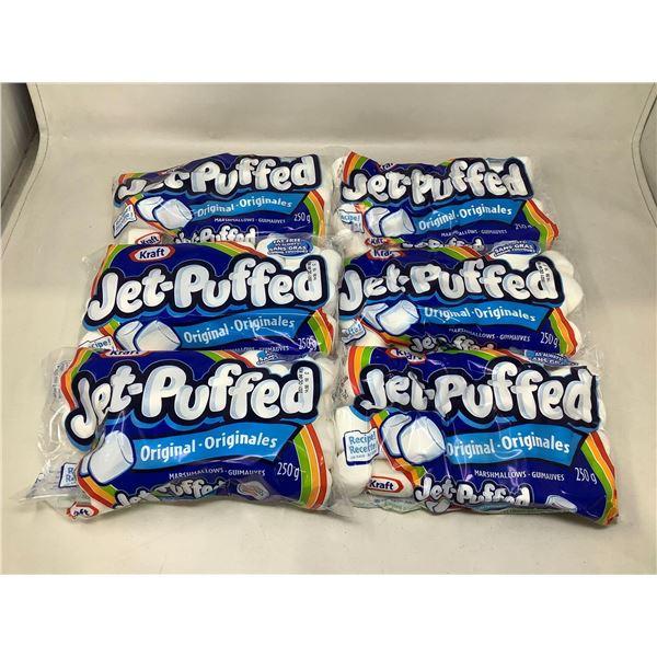 Jet-Puffed Marshmallows (6 X 250G)