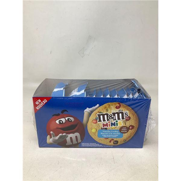 M&M's Mini Vanilla Cookies