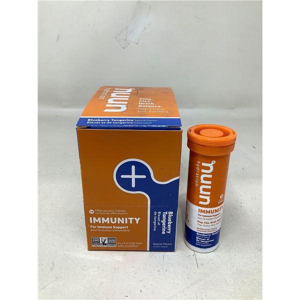 NUUN Effervescent Immunity Tablets For Immunity