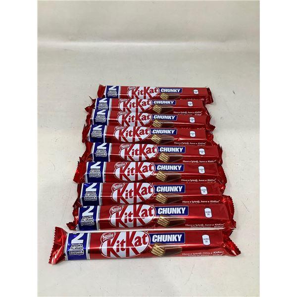Kit Kat Chunky Lot Of 9