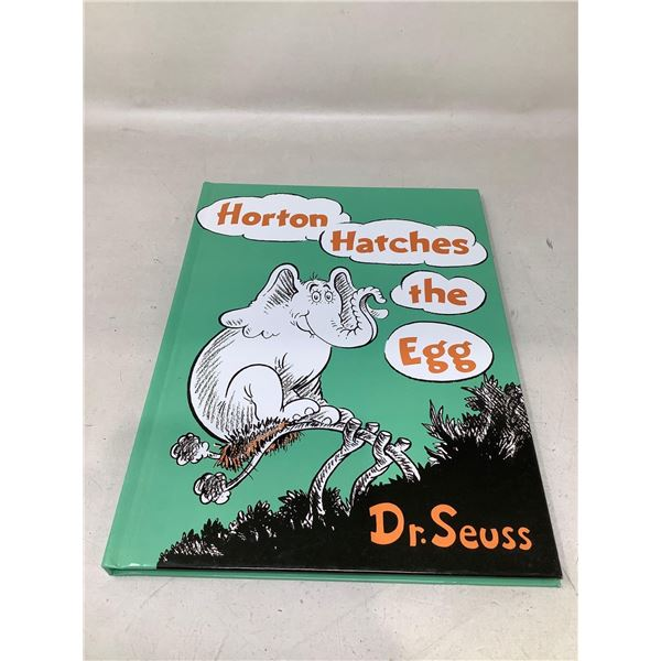 """""""Horton Hatches The Egg"""" By Dr. Seuss"""