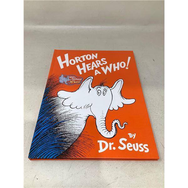 """Horton Hears A Who!"" By Dr.Seuss"