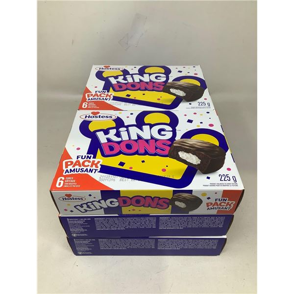 KingDons Cakes (6 X 225G)