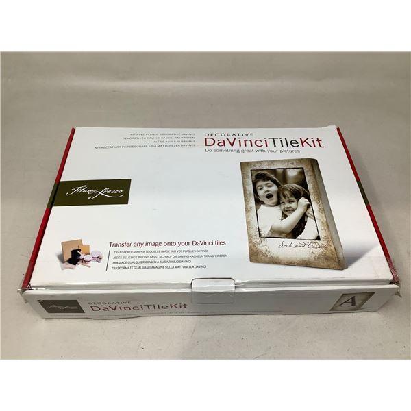 Decorative DaVinci Tile Kit