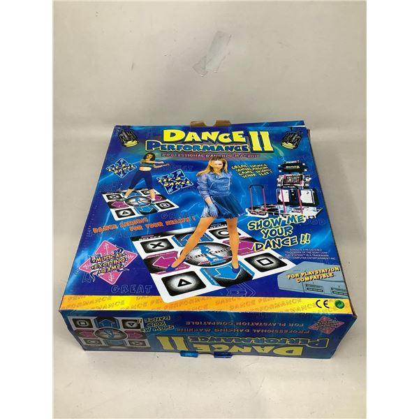 Dance Performance II Professional Dancing Machine
