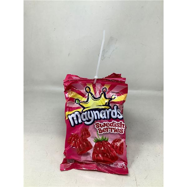 Maynards Swedish Berries (6 X 185G)