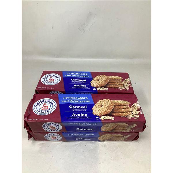 Voortman Bakery Oatmeal Cookies (4 X 225G)