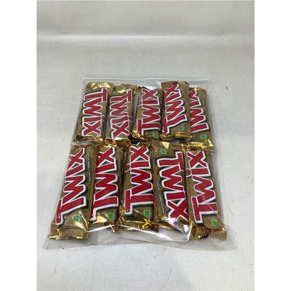 Twix Bars (10 X 50G)
