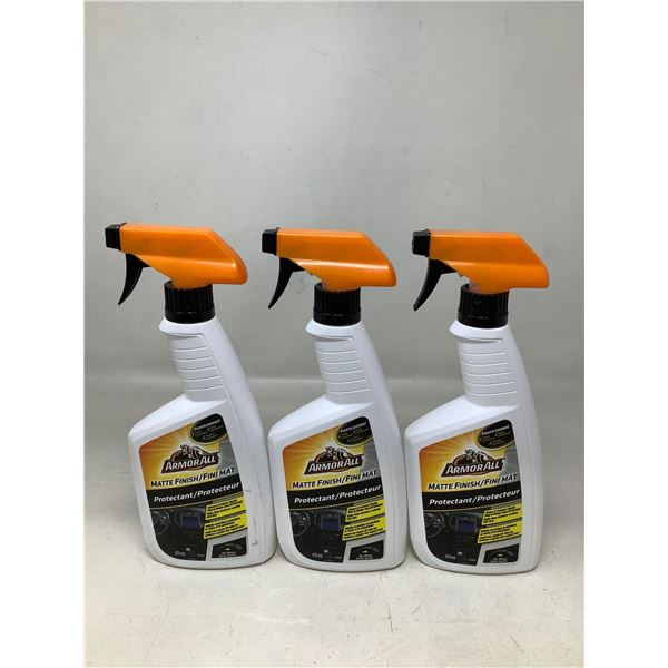 Armor All Matte Finish Protectant (3 X 473ML)