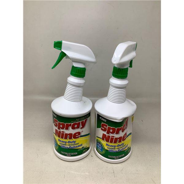 Spray Nine Heavy Duty Cleaner (2 X 946ML)