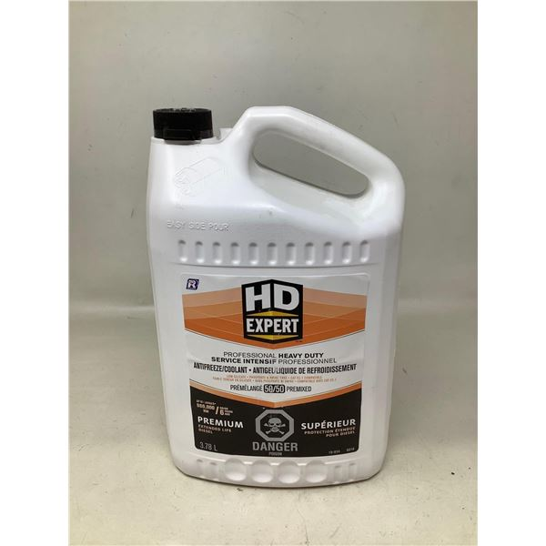 HD Expert Professional Heavy Duty Anitfreeze/Coolant