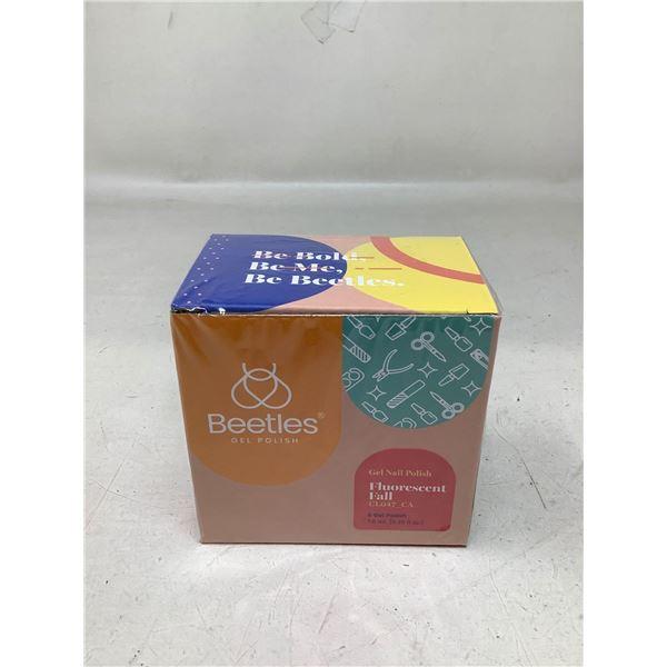 Beetles Gel Polish Kit Fluorescent Fall