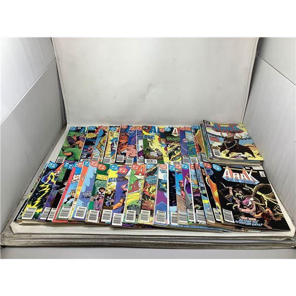 Assorted Lot Of Arak Son Of Thunder Comic Books