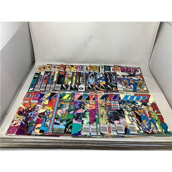 Lot Of DPZ Comic Books