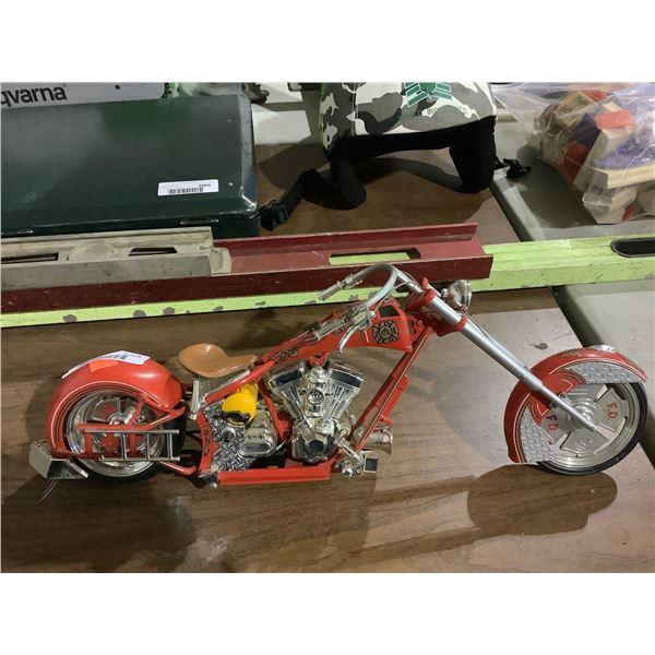 F.D Metal Motorcycle Model