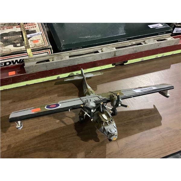 Metal Aircraft Model