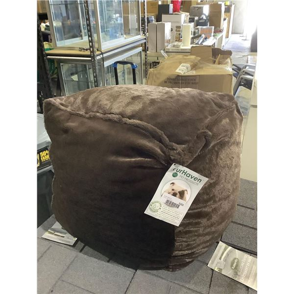 Fur Haven Small Pet Bed