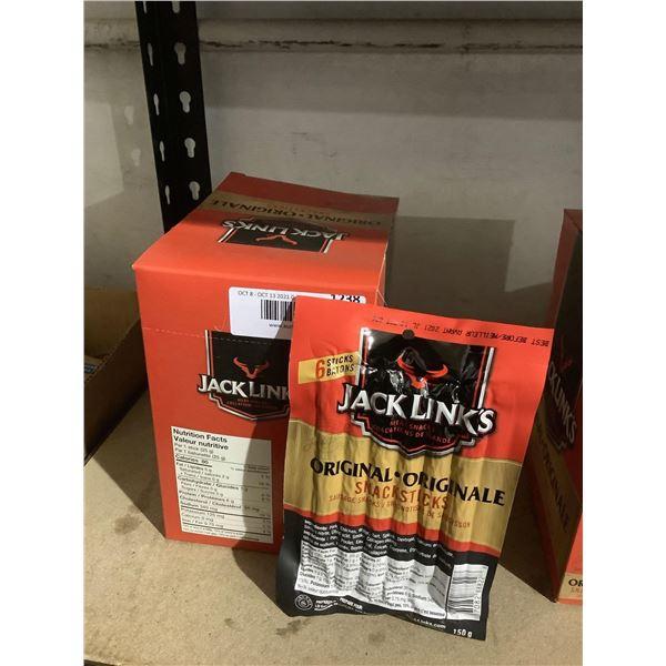 Jack Links Original Snacksticks (10 x 150g)