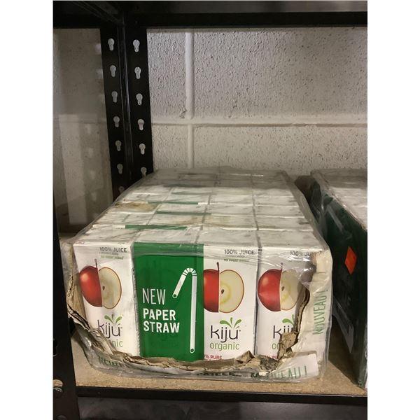 Case of Kiju Organic Apple Juice (8 x 4 x 200mL)