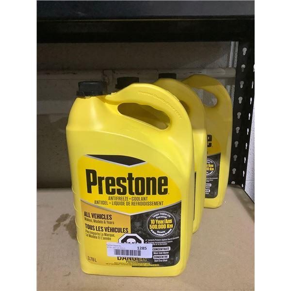 Prestone Antifreeze + Coolant (3 x 3.78L)