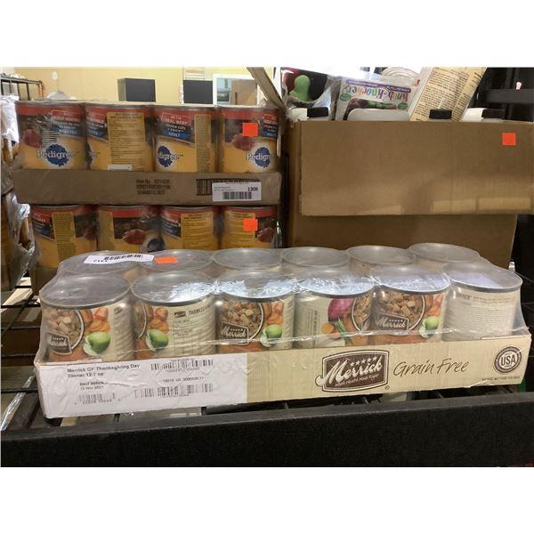 Merrick Grain Free Thanksgiving Day Wet Dog Food (12 x 360)