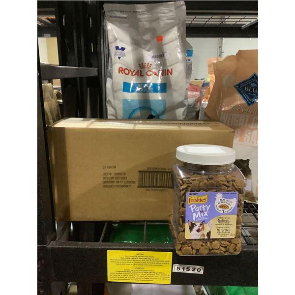 Case of Purina Friskies Cat Treat Party Mix (3 x 454g)