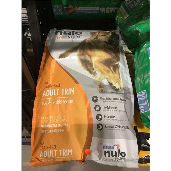 Nulo Freestyle Grain-Free Adult Trim Dog Food (10.9kg)