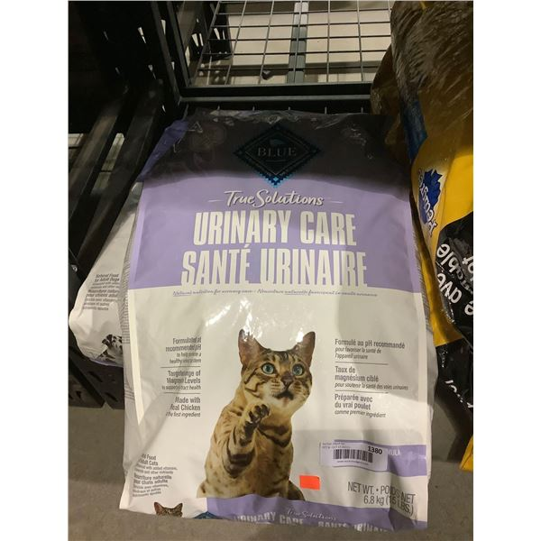 Blue Buffalo True Solutions Urinary Care Adult Cat Food (6.8kg)