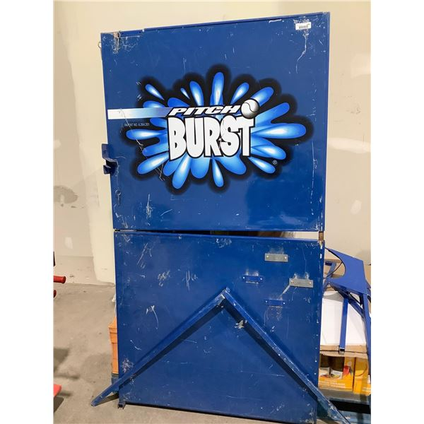 Pitch Burst Reverse Water Dunk Game