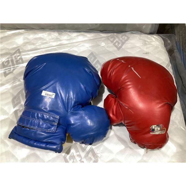 Set of 2 Oversized Boxing Gloves