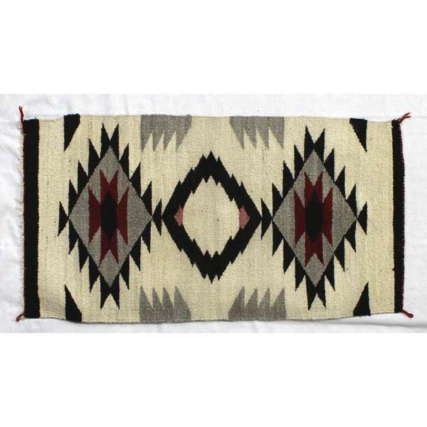 Navajo Cotton Textile Rug