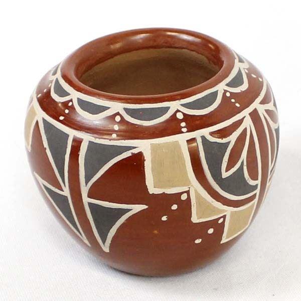 Santa Clara Pottery Jar by Dolorita