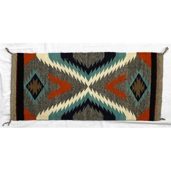Native American Navajo Textile Rug