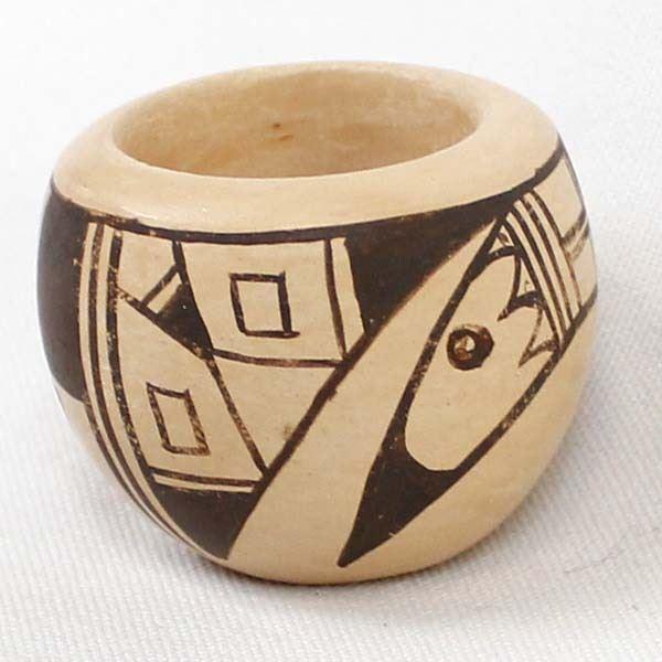 Hopi Miniature Pottery Jar