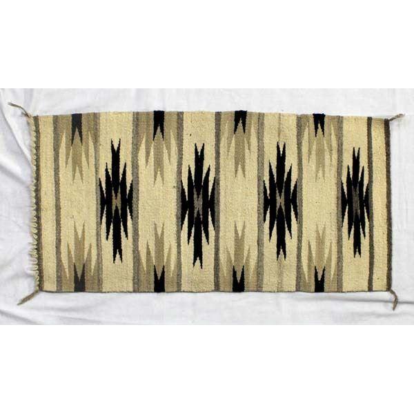 Navajo Cotton Textile Gallup Throw