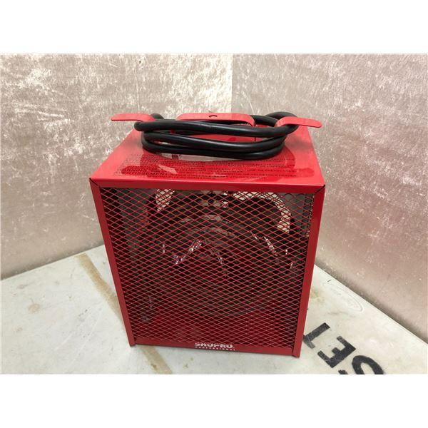 Shopro Professional construction heater 4800W