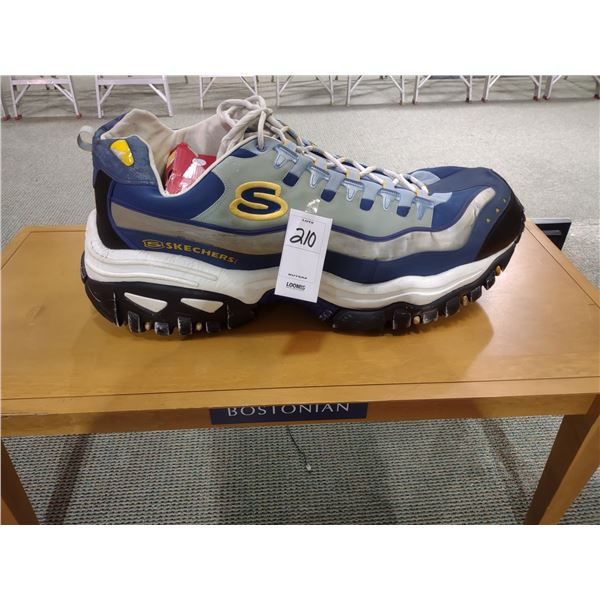 """SKETCHERS GIANT ADVERTISING SHOE, APPROX. 33"""""""