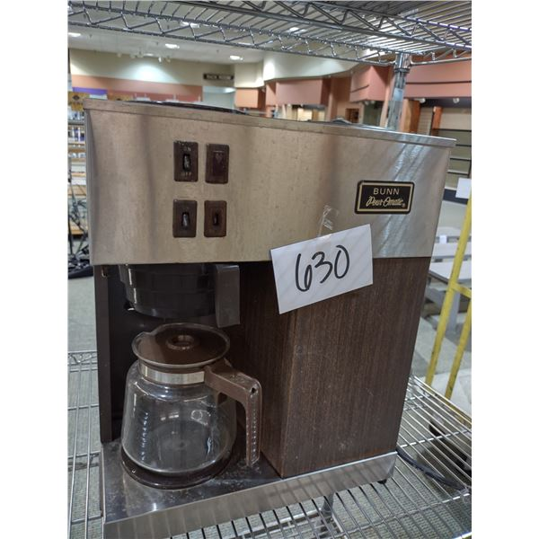 BUNN POUR-OMATIC COMMERCIAL COFFEE MACHINE
