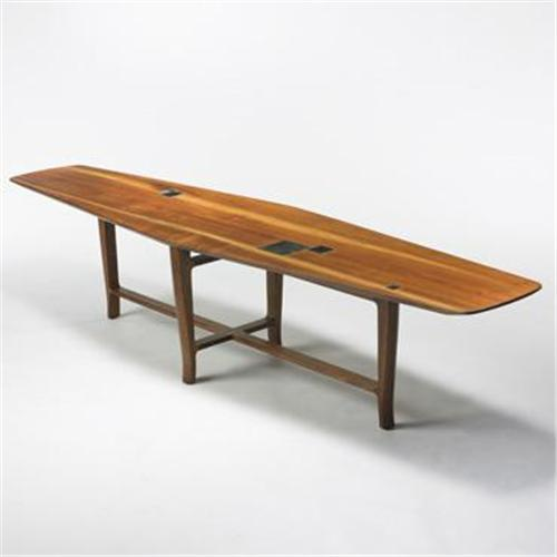 f5cd76784f39 Image 1   Edward Wormley coffee table Dunbar USA