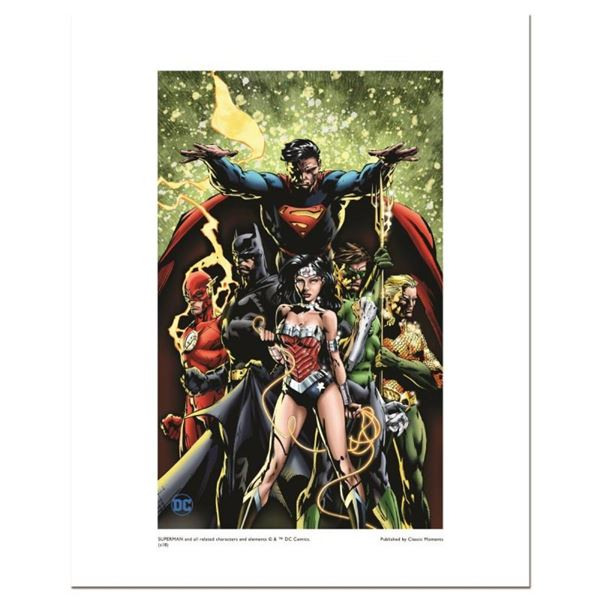 Justice League by DC Comics