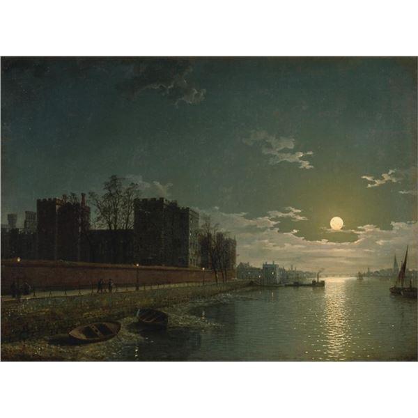 Henry Pether - Lambeth Palace