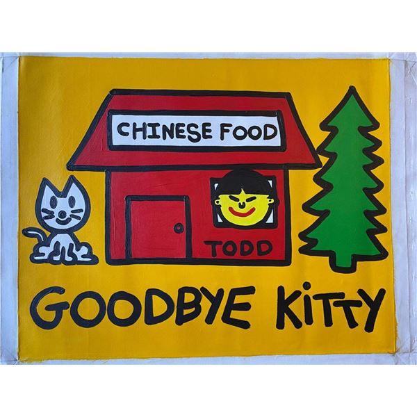 "Todd Goldman ""Goodbye Chinese Food"""
